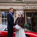 Shrewsbury Museum wedding photo shoot